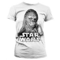 Dámské tričko Star Wars Chewbacca