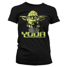 Dámské tričko Star Wars Cool Yoda
