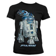 Dámské tričko Star Wars R2-D2