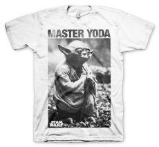 Pánské tričko Master Yoda Star Wars