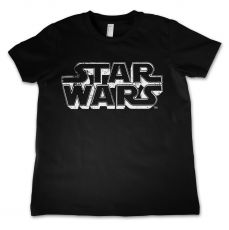 Dětské tričko Star Wars Distressed Logo