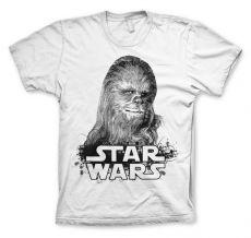 Pánské tričko Star Wars Chewbacca