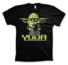 Pánské tričko Star Wars Cool Yoda