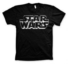 Pánské tričko Star Wars Distressed Logo