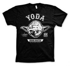 Pánské tričko Star Wars Grand Master Yoda