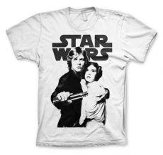 Pánské tričko Star Wars Vintage Poster