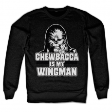 Mikina Star Wars Chewbacca Is My Wingman