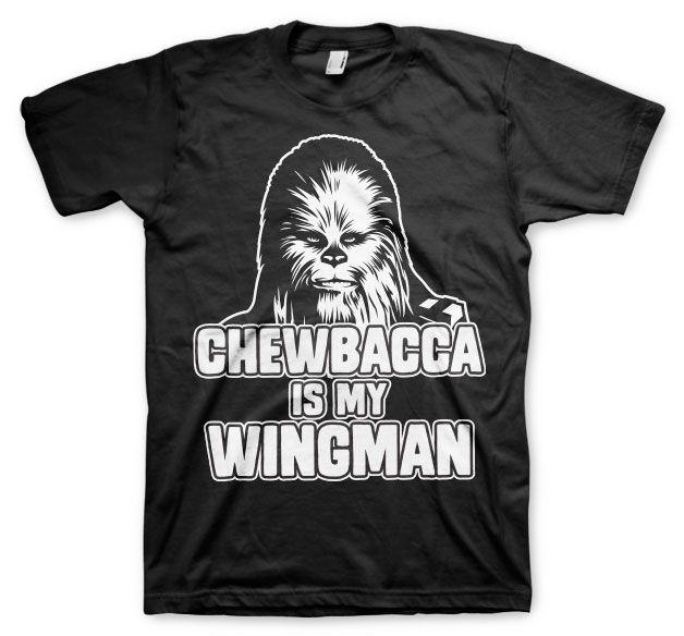 Star Wars pánské tričko s potiskem Classic Logo