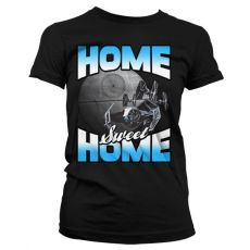 Dámské tričko s potiskem Star Wars Home Sweet Home