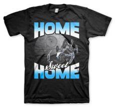 Tričko s potiskem Star Wars Home Sweet Home
