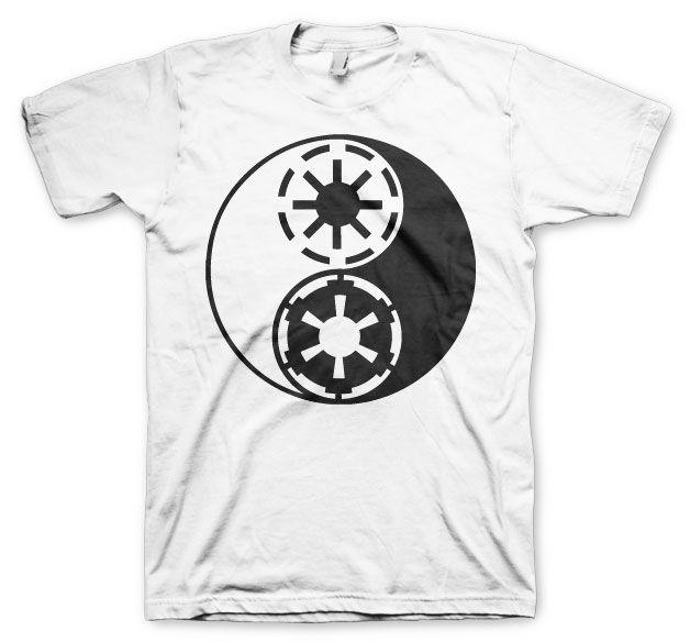 Star Wars stylové pánské tričko s potiskem Rebels´n Imperials