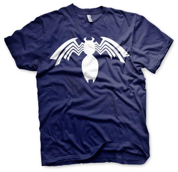 Stylové tričko Marvel , pánské triko s potiskem Venom Icon
