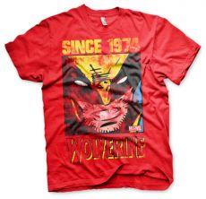 Pánské tričko s potiskem Wolverine Since 1974