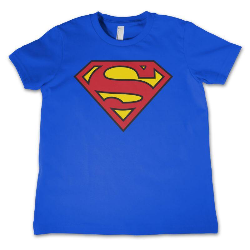 Superman dětské triko s potiskem Shield