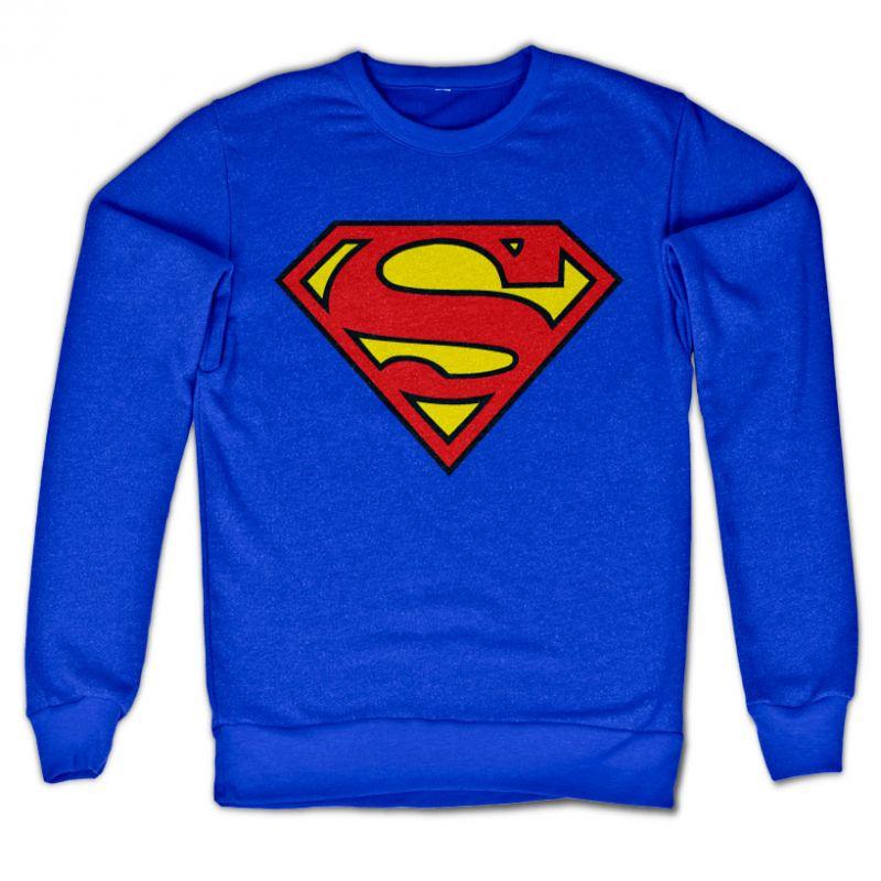 Superman originální mikina s potiskem Superman Shield
