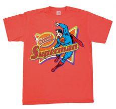 Pánské tričko Superman The Man Of Steel