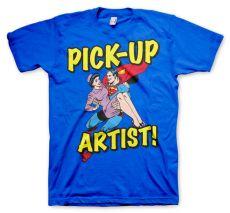 Pánské tričko s potiskem Superman Pick-Up Artist