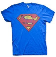 Pánské tričko s potiskem Superman Washed Shield