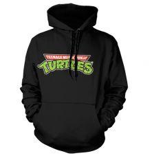 Želvy Ninja mikina s kapucí Logo