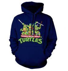Želvy Ninja mikina s kapucí Group