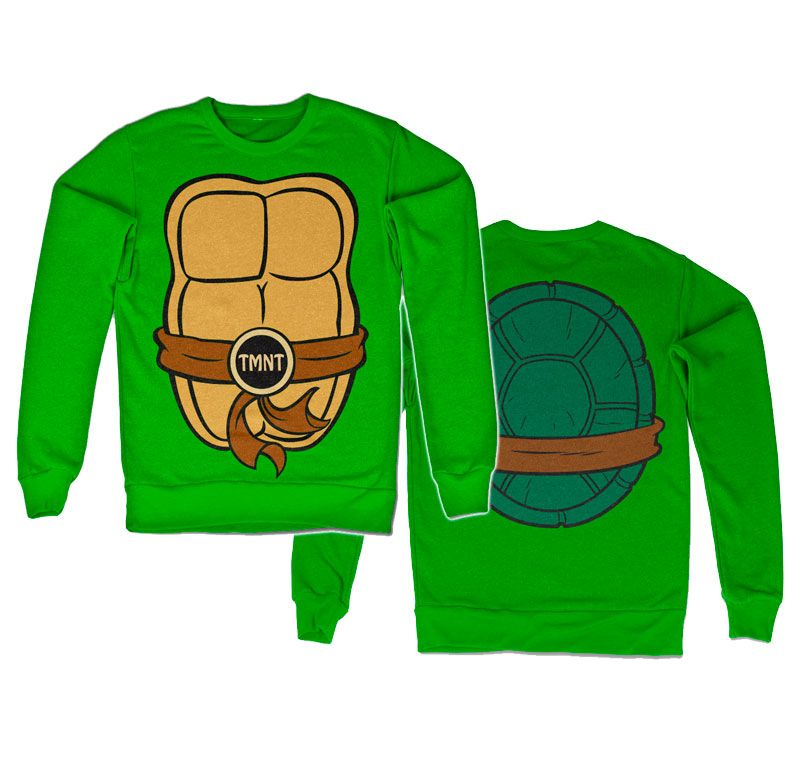 Teenage Mutant Ninja Turtles mikina s potiskem Costume Sweatshirt