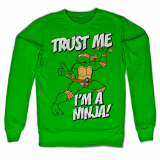 Želvy Ninja mikina Trust Me