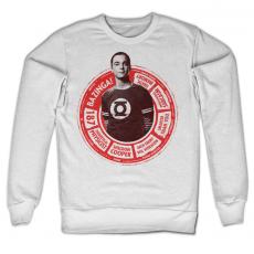 Mikina Teorie velkého třesku Sheldon Circle
