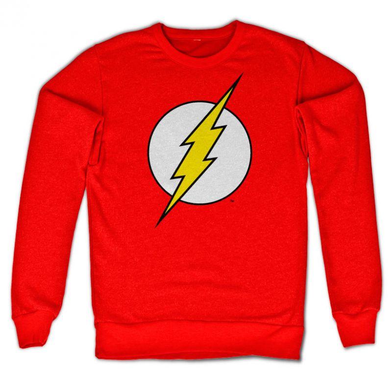 The Flash mikina s potiskem The Flash Emblem