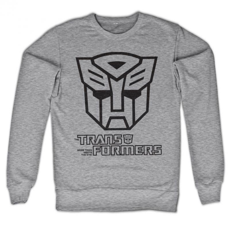 Transformers stylová mikina s potiskem Autobot Logo