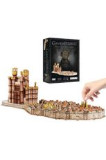Game of Thrones 3D Puzzle King's Landing (260 pieces)
