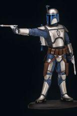 Star Wars Episode II Attack of the Clones Elite Kolekce Soška Jango Fett 19 cm
