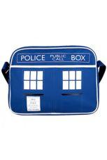 Doctor Who Kabelka Bag Tardis