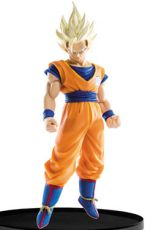 Dragon Ball Super SCultures PVC Soška Big Budoukai Super Saiyan 2 Goku 17 cm
