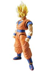 Dragonball Z Figure-rise Standard Plastic Model Kit Super Saiyan Son Goku 18 cm