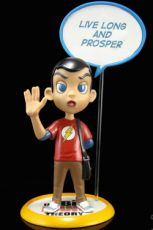 The Big Bang Theory Q-Pop Figure Sheldon Cooper 9 cm