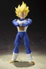 Dragonball Z S.H. Figuarts Akční Figure Super Saiyan Vegeta 14 cm