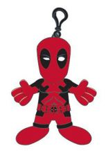 Marvel Comics Plyšák Keychain Deadpool 10 cm