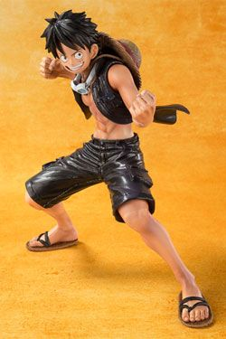 One Piece FiguartsZERO PVC Soška Monkey D. Luffy 15 cm