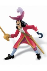 Peter Pan Figure Captain Hook 10 cm