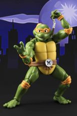 Teenage Mutant Ninja Turtles S.H. Figuarts Akční Figure Michelangelo Tamashii Web Exclusive 15 cm