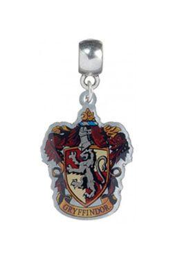 Harry Potter Talisman Nebelvír Crest (silver plated)