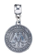 Harry Potter Talisman Ministry of Magic (silver plated)