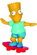 Simpsonovi Mini Figurka Bart 6 cm