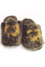 Star Wars Bačkory Chewbacca Velikost 38-39