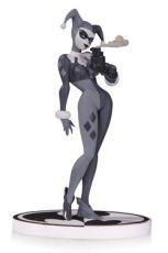 Batman Black & White Soška Harley Quinn Second Edition 19 cm