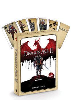 Dragon Age II Hrací Karty