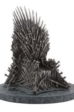 Game of Thrones Soška Iron Throne 18 cm