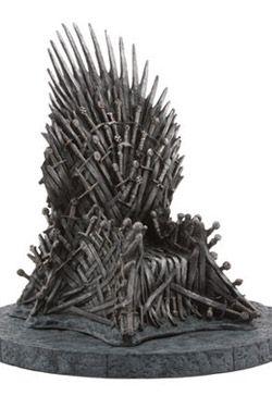Game of Thrones Soška Iron Throne 18 cm Dark Horse
