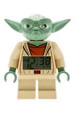 Lego Star Wars Alarm Hodiny Yoda 17 cm