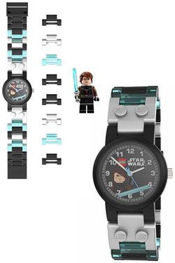 Lego Star Wars The Clone Wars Watch Anakin Skywalker